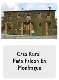 Guia movil de monfrague - Casa rural monfrague ...